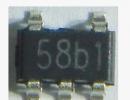 TP4058    600MA防反接 锂电池充电管理IC