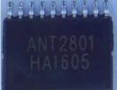 ANT2801  5V USB输入两节锂电池高效充电管理IC