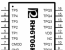 RH6T06K   6通道触摸IC