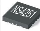 NS4251 AB/D类切换带3D环绕立体声3W双声道音频功放
