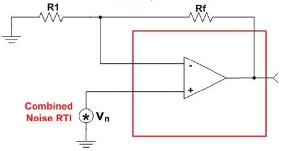 理想运放电路模型