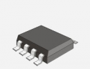 XB8886A 二合一 单节锂电池保护芯片 电流高达15A