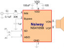 NS4165B5.4W 单声道 AB/D 类双模音频功率放大器