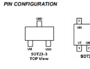 TB2026单节锂电池保护二合一芯片