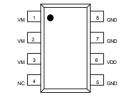 TB5088A 二合一锂电保护芯片
